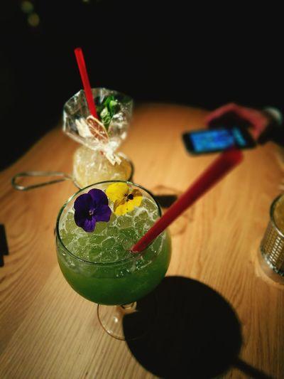 Madrid Drinking