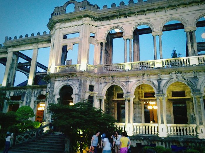 The Ruins. Talisay City The Ruins Philippines Negros Occidental Itsmorefuninthephilippines