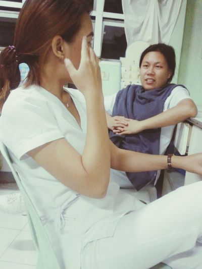 instead of taking a nap for awhile during NOC, hmmm i do all the talkings & chitchats. Walagikapoy Blabla Noc