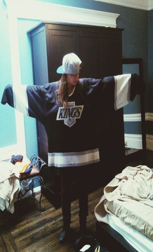 Los Ángeles Kings Ice Hockey Reppin' Allday