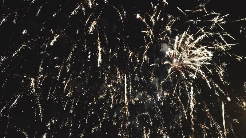 Celebration Exploding Firework Display Arts Culture And Entertainment Event Sky First Eyeem Photo