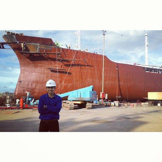 My side job Marineanodes Zinc Aluminium Anodes ship