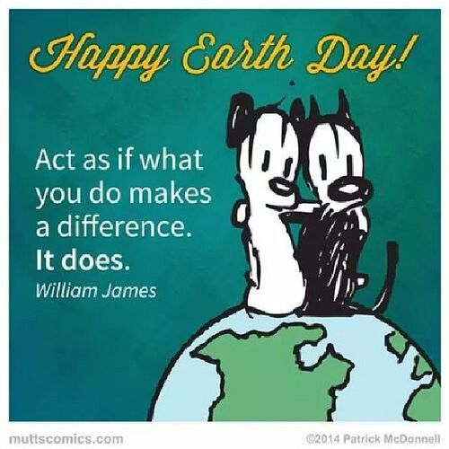 Happy Earth Day Itmatters Mutts