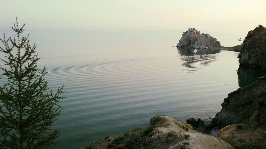 Olkhon Island In Siberia Baikal.Russia.Siberia.my Motherland Legend Of Baikal Enjoy The Silence