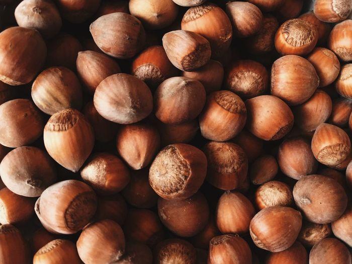 Full frame shot of horse chestnut