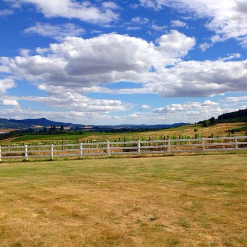 The Land of Plenty - Willamette Valley, Forest Grove, OR Landscapes With WhiteWall