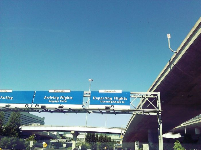 Departing Bro To Las Vegas.