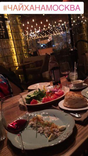 Чайхона№ 1 ужин узбекскаякухня вкусно кальян вино отличное настроение