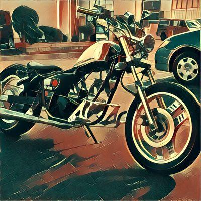 Motercycle マグナ50 Moterbike Magna50 Honda