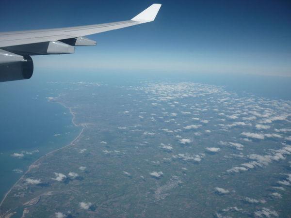 Airplaine Sky