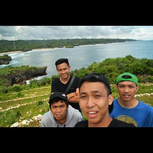 Pantai Krakal Yogyakarta INDONESIA