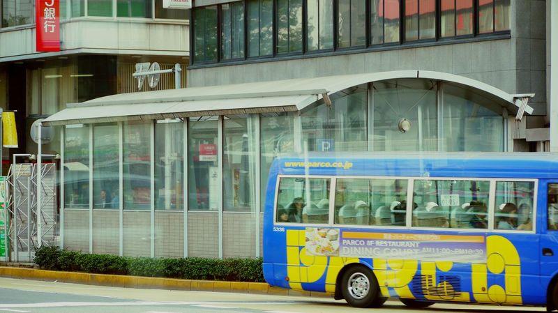 Chiba,Japan Transportation Buss 千葉のPARCOのバス🚌千葉駅から約400M離れているので、送迎フリーバス🚍フリーなので、PARCOでなくとも乗れちゃう😌🎵ただし路上のキャッチャーセールスマンは降ろされた😂✋💦千葉PARCOは約40年の歴史に幕を閉じます