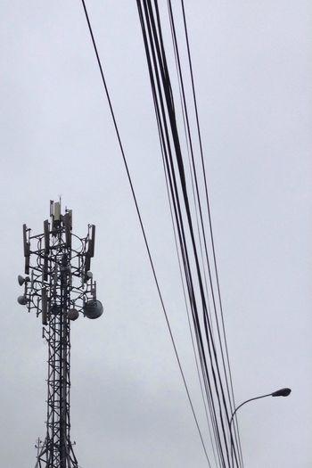 Cielodelima Cielostomados Antenna Aerial Nofilter Bnw Blanco Y Negro Blackandwhite Blancoynegro