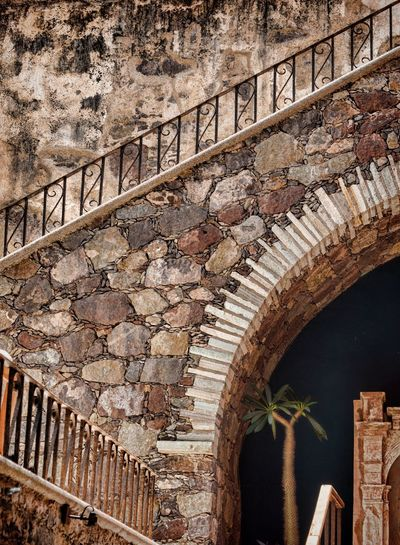 Abstract Photography Architecture Built Structure Railing Steps And Staircases Staircase History Steps Ancient Architectural Column No People Low Angle View Day Building Exterior Indoors