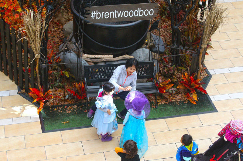 Helloween at Brentwood Center in Burnaby B.C. Canada. Helloween🎃🎃🎃 Burnaby Bc Canada B.C Brentwood Center Indoors