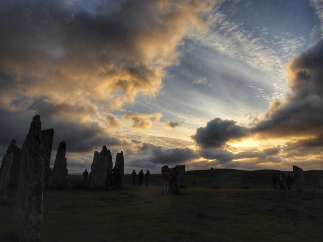 Summer Solstice sunset at Callanish Summer Solstice 2018 Scotland Scotland 💕 Summer Solstice Sunset Isle Of Lewis Sunset_collection Sunset #sun #clouds #skylovers #sky #nature #beautifulinnature #naturalbeauty #photography #landscape Sunset_collection Cloud - Sky Sunset Sky Nature Beauty In Nature Landscape The Photojournalist - 2018 EyeEm Awards Environment Land Scenics - Nature Plant Dramatic Sky Tranquility Architecture Outdoors Tranquil Scene