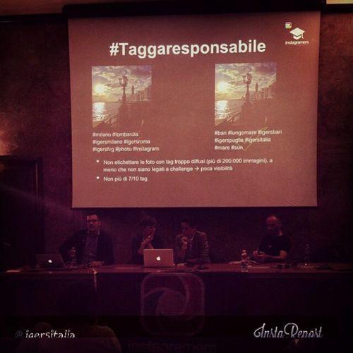 Taggare per raccontare storie e non solo per prendere follower Taggaresponsabile Instameetitalia3