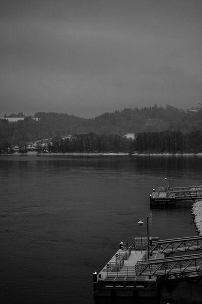 Winter in Passau, Bavaria Bavaria Christmas City Dezember Morning Passau Winter City Lights No People