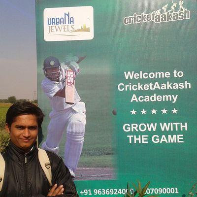Thank you @cricketaakash sir. Cricketaakashacademy Jaipur