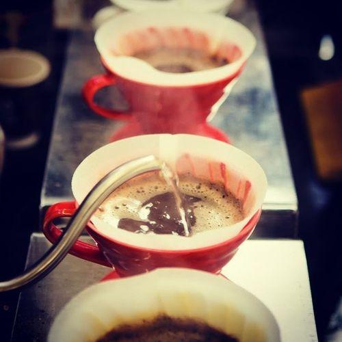 Coffee Brewbar Hario