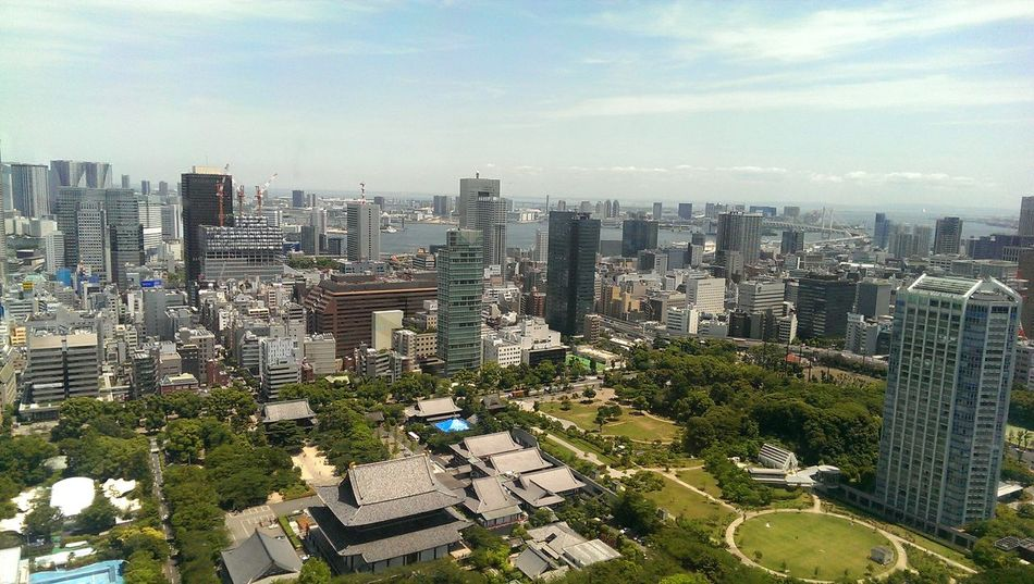 Observation From Tokyo Tower Tokyo Japan View Japan Photography Tokyo,Japan Tokyo Tower Tokyo Photography Tokyo Days