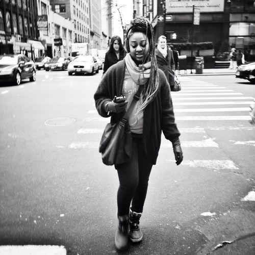 NYC Streetphotography Streetphoto_bw Harlem