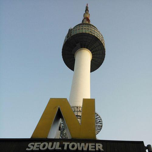 首爾 Seoul 서울 Seoul N Tower Traveling