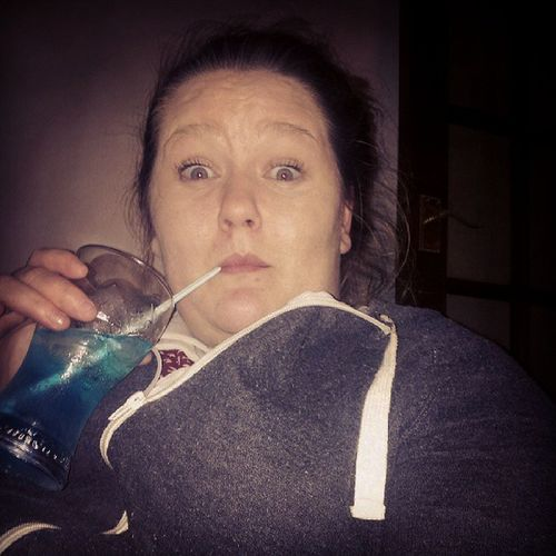 Me Bluewkds Amazing Drinkswithmymum happylookfunnyfuckitwesnesdaybevhahaloveacuppleofwkdstasteamazingicecolddrinkstrawbluejuiceamazingpoofjuiceyummylikeforlikeinstadrinksinstamoodinstagoodhappyhappylikeforlikelfllike4likel4l