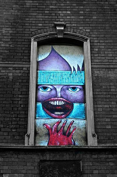Street Art Belfast Streetphotography BeCreative McgaffinphotographyBelfaststreetart Colorsplash