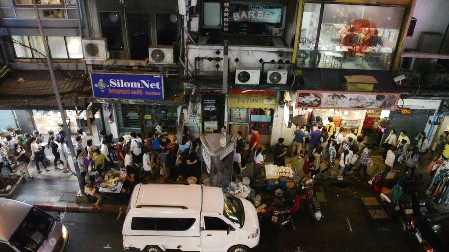 Bangkok, Silom
