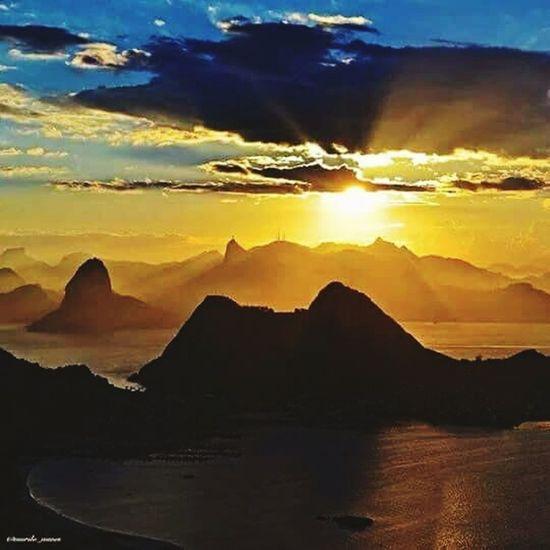 Rio De Janeiro, Brasil Sunset Nature Mountain Reflection Landscape Mountain Range Fog Sky Sunlight Cloud - Sky Beauty In Nature Scenics Morning Outdoors Tranquility Pinaceae Beauty Mountain Peak No People Hiking