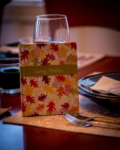 ©Amy Boyle Photography Close-up Communication Family FamilyTime Food And Drink Give Thanks  Holidays Ideas Indoors  Indulgence No People Ready-to-eat Retail  Selective Focus Still Life Table Tabletop Text Thanksgiving Unhealthy Eating Western Script