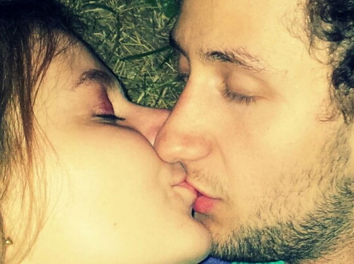 kiss,kiss,bang bang :) Kiss Love Camping