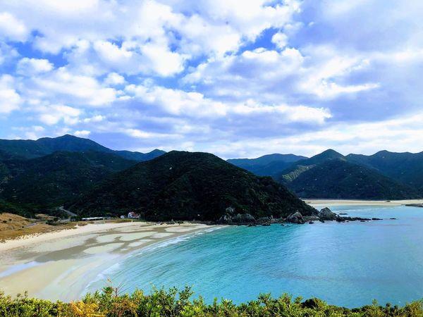 初 五島(*´∇`)ノ ♪ とっても よいとこ❣️運転しやすい!海キレイ!平戸に似てる〜 出川哲郎 長崎 五島 Mountain Beauty In Nature Scenics Sky Water Nature Tranquil Scene