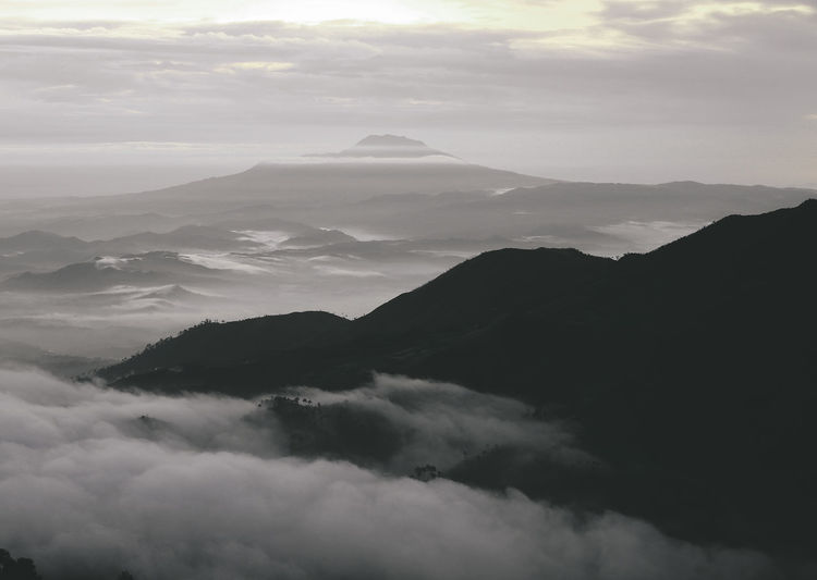 Misty mountain First Eyeem Photo Found On The Roll Fog Mountains The Great Outdoors With Adobe Natures Diversity