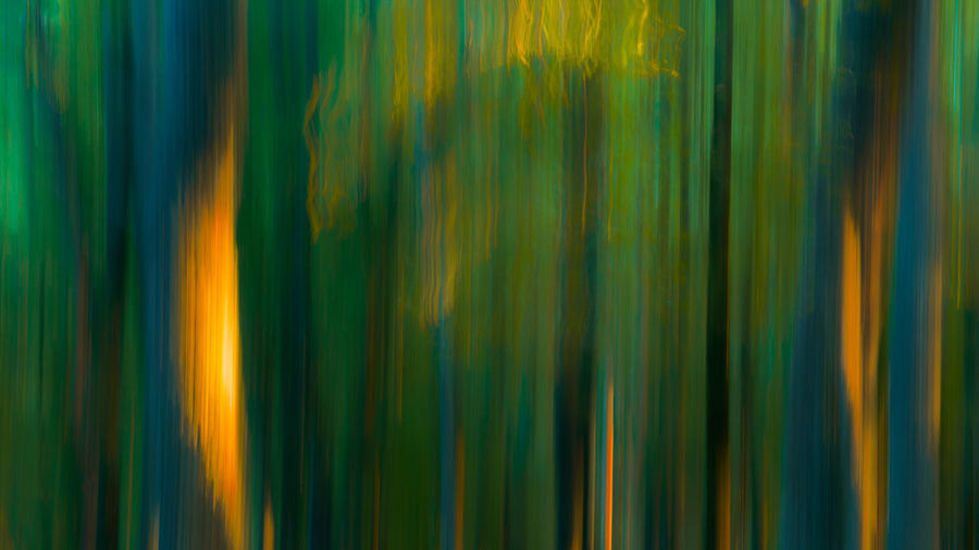 Backgrounds Full Frame Abstract Pattern No People Green Color Vibrant Color Motion Close-up Yellow Creativity Multi Colored Textured  Blue Refraction Striped Blurred Motion Light - Natural Phenomenon Water Nature Abstract Backgrounds Bright Textured Effect