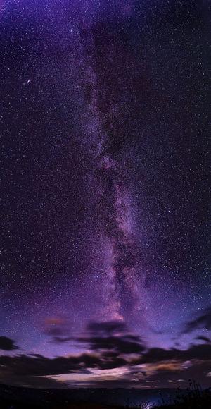 Milky Way WOW