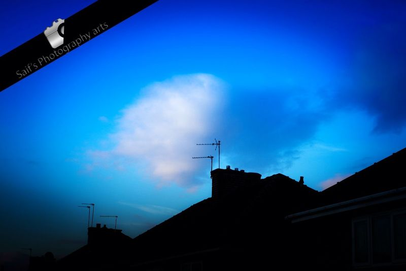 Saifs photography arts... Cloud And Sky Smile Love
