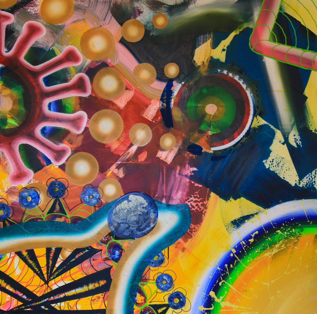 multi colored, backgrounds, full frame, no people, abstract, close-up, day, indoors