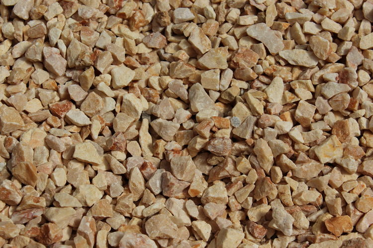 Small Stones Backgrounds Full Frame Beach Pebble Beach Close-up Pebble Mineral Stone Stone - Object
