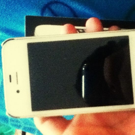 #TeamiPhone thanks daddy:)