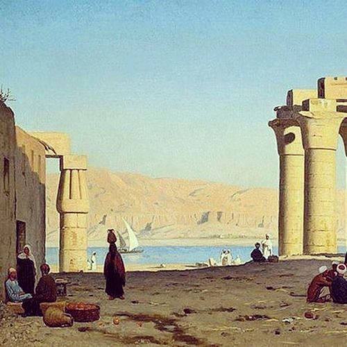 Luxor 1886 Lovelyplace LovelyCountry