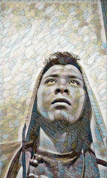 Arte en cristalería Creativity Mural Human Face Bonboyages Trevel L'amour First Eyeem Photo