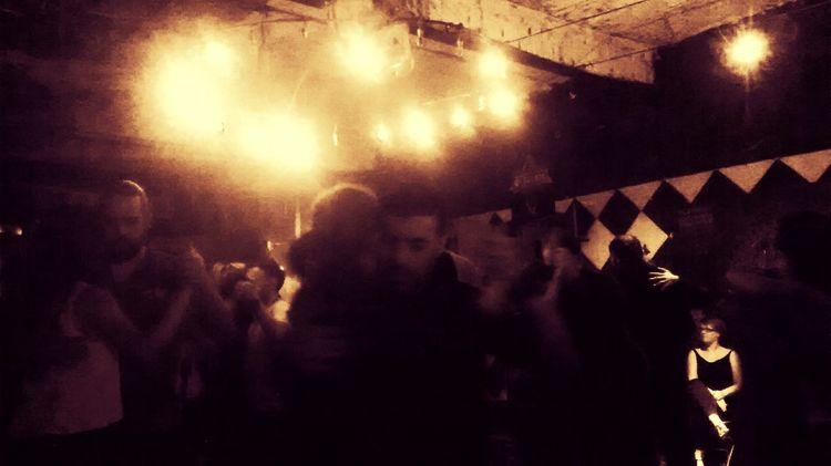 El Tango en la Milonga. Tango Night Dancers Arts Culture And Entertainment Music Nightclub Travel Tango Argentino Tango Life Milon