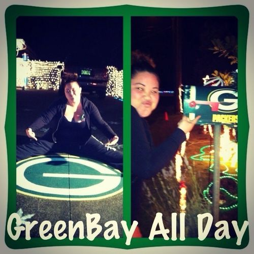 Green Bay All Day Err'day