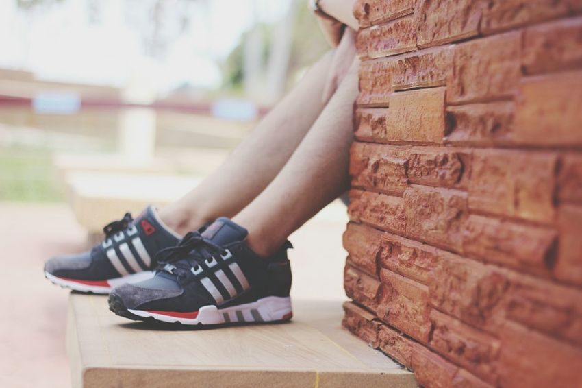 Love it!👟👟👟 Adidas Eqt