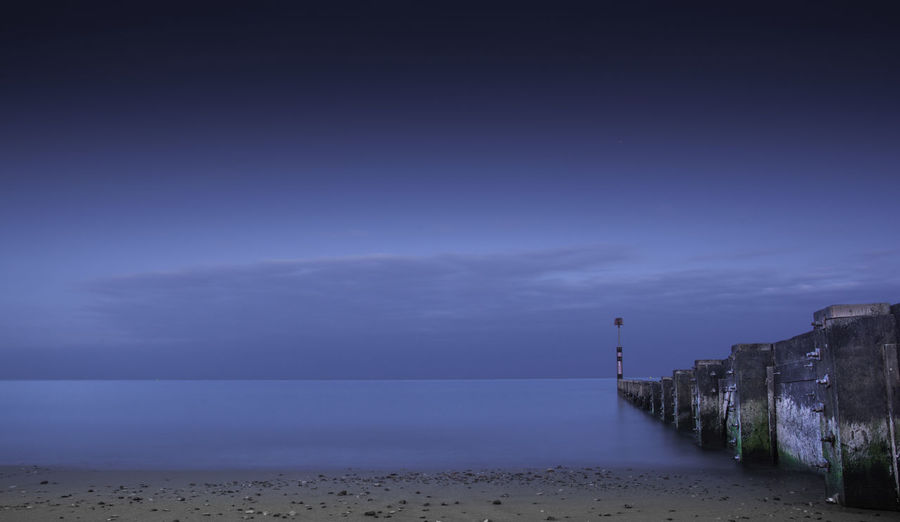 Bournemouth Beach Beauty In Nature Bournemouth Beach Day Horizon Over Water Long Exposure Nature No People Outdoors Scenics Sea Sky Tranquil Scene Tranquility Travel Destinations Water