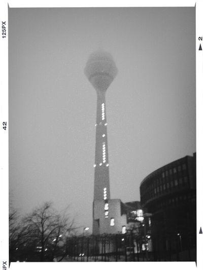 Der Nebel ist noch nicht ganz abgesaugt. Momentchen noch.