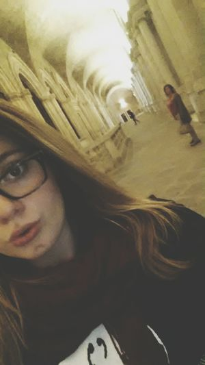 I'm in hogwart haha;) Self Portrait Hi! At Hogwarts I'm Kidding