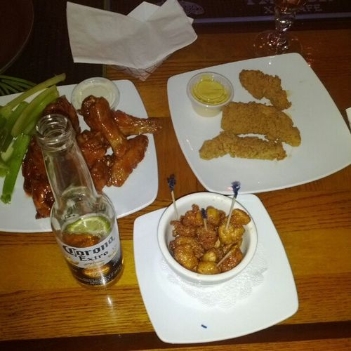 Wings Chickenfingers Nycalive Football sundayfunday